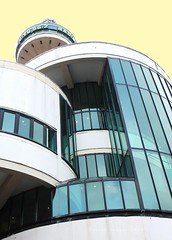 triple success (Towner Images) Tags: liverpool playhouse theatre actor performingarts extension cylinder 1960s towner architect architecture englishheritage townerimages hallodonahuewilson williamsonsquare merseyside audience theatregoer copyright