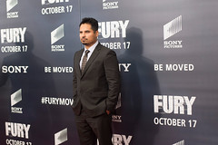 """""""Fury"""" Movie Premiere at the Newseum"""
