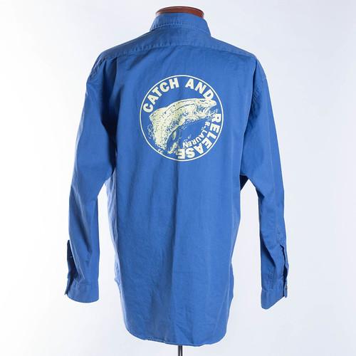 lauren fishing polo rare ralph designerclothing resale menswear mensapparel