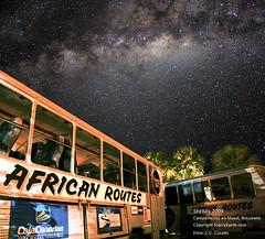sh04-008 (StarryEarth) Tags: africa night way stars delta via botswana milky okavango casado lactea starryearth shelios
