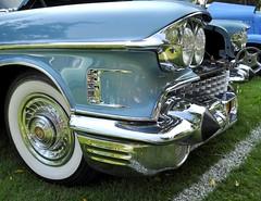 Cadillac Chrome (352Digz) Tags: show park new york lake ontario hot classic beach car nikon automotive rod annual 25th nikkor custom olcott 2014 krull d5000