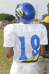 D110873A (RobHelfman) Tags: sports losangeles football highschool jefferson crenshaw joshuabrown