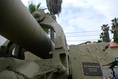 "130mm M46 Field Gun (59) • <a style=""font-size:0.8em;"" href=""http://www.flickr.com/photos/81723459@N04/15385125308/"" target=""_blank"">View on Flickr</a>"