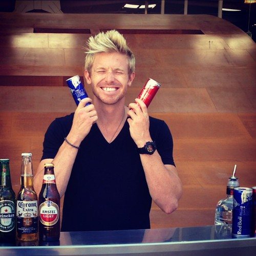 Happy Monday! It's going to be a busy week! #redbull #HQ #eventlife #events #losangeles #200ProofLA #200Proof