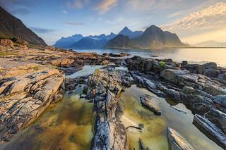Vareid, Lofoten, Norway