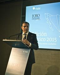 Presentación del Foro Iberoamericano de Ciudades 2015