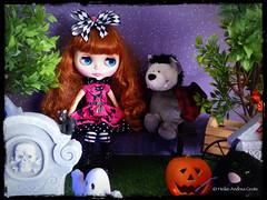 Blythe Halloween Night 4of9