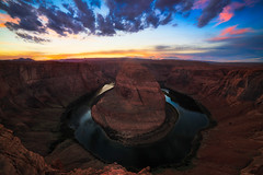 Horseshoe Bend 2014 (Eddie 11uisma) Tags: arizona southwest river landscapes colorado desert bend page meander eddie horseshoe lluisma