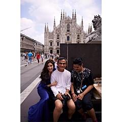 Exclusive behind the scenes of Sririta Jensen in Milano for LIPS. สกู๊ปเบื้องหลังการถ่ายทำ ศรีริต้า เจนเซ่น ที่กรุงมิลาน ประเทศอิตาลี ... ติดตามอ่านเรื่องเต็มได้ในลิปส์ฉบับใหม่ล่าสุดครับ