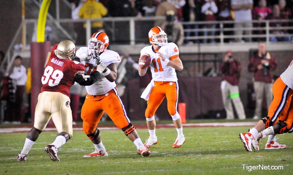 Clemson Photos: 2010, Antoine  McClain, Florida  State, Football