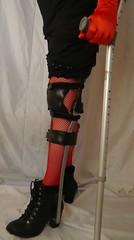 KAFO x too 8 (JKiste2008) Tags: leg brace crutch kafo caliper