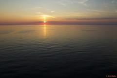 Sunset at the Baltic Sea in summer (anttipkallio) Tags: sunset sea summer sky sunlight clouds finland bluesky balticsea meri itämeri auringonlasku seawater calmsea beautifulsunset auringonvalo merivesi kesä merimaisema tyynimeri seascenery itämeri kaunisauringonlasku merinäkymä