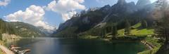 Vorderer Gosausee 933 m, Dachstein und Gosaukamm (Norbert H. Auer) Tags: dachstein gosausee gosaukamm vorderergosausee lagodimontagna