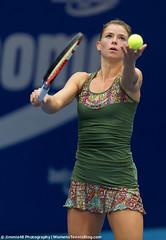 Camila Giorgi (Jimmie48 Tennis Photography) Tags: linz tennis wta 2014 generaliladieslinz camilagiorgi