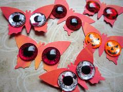 crrrrrrreepy Halloween eyechips