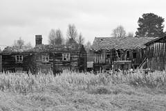 Old farm (estenvik) Tags: oktober house abandoned norway norge log october decay farm os tun grd 2014 hedmark sterdalen utkant forfall tmmerhus skifertak estenvik erikstenvik