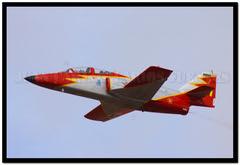 Aire 75 (Larios252) Tags: en canon de eos la is casa day el l 75 aire base con area aguila motivo torrejn spotter patrulla c101 100400 50d