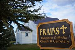 Frains (Clay Dye) Tags: canada ab alberta grasslands sherwoodpark ukrainiancatholic nikond7100 claydye frainsukrainiancatholicchurch