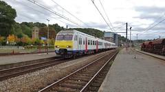 AM 354 - L125 - STATTE (philreg2011) Tags: train break trein nmbs sncb am80 statte l125 ic2400 am354 ic2438