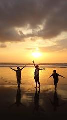 ~10-12-14 Kuta Beach Sunset #37~