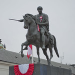 "Józef Piłsudski monument<a href=""http://www.flickr.com/photos/28211982@N07/15581762730/"" target=""_blank"">View on Flickr</a>"