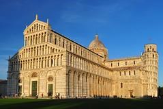 (Explored) Piazza dei Miracoli, Pisa, Tuscany, Italy 265 (tango-) Tags: italy italia pisa toscana torrependentepisa piazzadeimiracolipisa