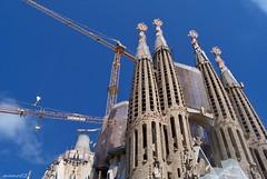 Barcelona (Espana) Sagrada Familia (memo52foto) Tags: barcelona church spain europa europe iglesia eu catalonia chiesa espana catalunya sagradafamilia espagne eglise barcellona spanien barcelone spagna ue iberia gaud catalogna espanya cataluna kirch antonigaud penisolaiberica