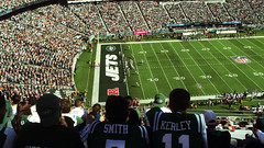 J-E-T-S!!! (dolbinator1000) Tags: new york city nyc usa stadium jets denver east end jersey fans metlife broncos touchdown zone rutherford