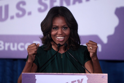 Michelle Obama, From FlickrPhotos