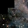 Penachos turquesa captados por el Hubble (notaspampeanas) Tags: galaxias telescopioespacialhubble grannubedemagallanes nebulosadelatarántula