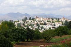 (elalex2009) Tags: landscape spain alhambra andalusia alhambragranada
