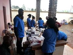 Zahnmedizinstudenten, STEP1 Project, Babouantou