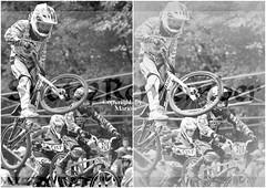 BMX: Fifth race Noord Holland Cup 2014 at Bussum with Bradley Dyns # 158, Glenn de Wildt # 526 en Erik Seggelink # 157 / BMX : Vijfde wedstrijd Noord - Holland Cup 2014 in Bussum (ShotsOfMarion) Tags: bike sport speed cycling jump jumping nikon bmx flickr action bussum fiets actie snelheid sportfotografie sportphotography fietscross bmxphotography bmxsport knwu shotsofmarion shots2remember fccdekombocht individuelesport bmxfotografie fccwijkeroog noordhollandcup2014 bmxnoordhollandcup2014 bradleydyns erikseggelink glenndewildt