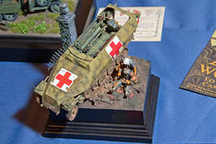 IMG_3733 (Kev Gregory (General)) Tags: world china uk november 2 two england scale japan america start truck soldier one 1 major model war europe ship force tank russia britain anniversary aircraft military air centre wwii great group submarine telford special plastic international l