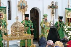 2. Освящение часовни преподобных Арсения и Германа Святогорских