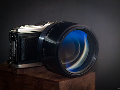 Rodenstock TV-Heligon 0.75/50mm (*altglas*) Tags: superfast rodenstock heligon f075 tvheligon 07550 07550mm