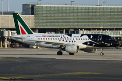 Airbus A319-112 MSN1745 EI-IMI Alitalia (Goepfert Damien) Tags: paris france plane airplane airport damien airbus avion alitalia aéroport a319112 goepfert eiimi damiengoepfert msn1745