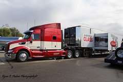 History of Clas (RyanP77) Tags: show wheel truck cattle dump semi chrome rig pete heavy stockton tanker peterbilt 389 359 hauler cabover 388 379 352 daycab