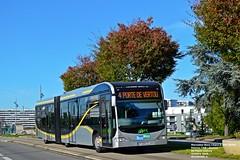 Mercedes-Benz Citaro G GNV BHNS (Nico54300) Tags: bus mercedes busway tan nantes gnv citaro o530 bhns