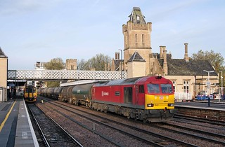 60040 at Lincoln on 08 Nov 14  [Explored 11 Nov 14 - Thank you!]