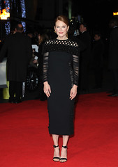 Julianne Moore (quarterquell) Tags: uk black london film movie dress fulllength premiere juliannemoore