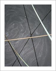 Oily patterns II (Christa (ch-cnb)) Tags: reflection water norway sailboat reflections boat norge canal sailing ship ships olympus rope oil pro ropes trondheim srtrndelag zuiko rigging omd trndelag sentralstasjon em5 trondheimfjord fosenkaia mzd1240mm