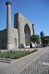 Moschee Samarkand