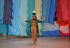 Turbo (Zoonation Mad Hatter) (DanceTabs) Tags: ballet dance hiphop royaloperahouse aliceinwonderland madhatters roh royalballet