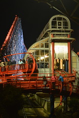 The Lift and Station of the Big One (CoasterMadMatt) Tags: november autumn england max west building english beach up station night dark season fun photography lights one amusement big nikon ride northwest time fairground photos steel north illumination fair illuminated lancashire nighttime photographs roller theme amusementpark rides rollercoaster arrow pepsi lit bigone coaster funfair blackpool atnight themepark pleasure attraction attractions coasters rollercoasters lancs 2014 litup in hypercoaster inthedark pleasurebeach nikond3200 blackpoolpleasurebeach pepsimax thebigone nighttimephotography pepsimaxbigone d3200 seasode pleasurebeachblackpool steelrollercoaster coastermadmatt november2014 coastermadmattphotography pleasurebeachatnight arrowhypercoaster