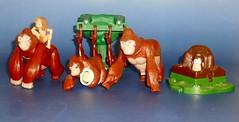 McDonald's Tarzan Disney Happy Meal (hytam2) Tags: toy disney mcdonalds kala tarzan happymeal