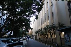 Keio University DSC01151 (Bokuya) Tags: building japan tokyo university keiouniversity