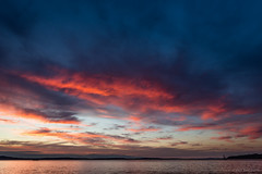 Anchor 1901 160929 (jetcitygrom) Tags: anchor park seattle alki landscape cloud sunset sailbot elliott bay contrast cloudscape canon 6d wide angle