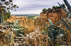El Desierto (cvielba) Tags: puebloconencanto zamora barranco paisaje toro