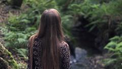 256/366: exploring (Andrea  Alonso) Tags: me selfportrait autorretrato 366 365 hair back espalda